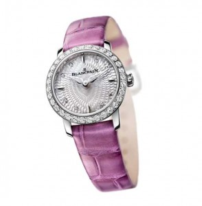 You Will Love This Luxury Blancpain Ladybird Ultraplate Ladies' Watch Replica 0063E-1954-55A