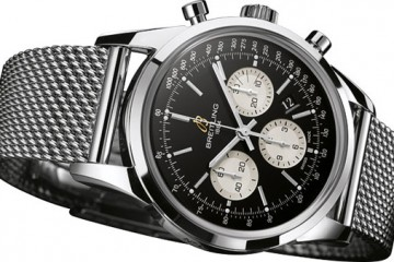 Review The Excellence Breitling Transocean Chronograph Limited Edition Replica Watch