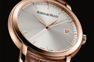 Audemars Piguet Jules Audemars Extra-Thin Automatic Replica Watch 15170OR.OO.A088CR.01