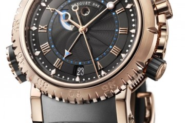 The Rose Gold Breguet Marine Royale 5847 Alarm Watch Replica
