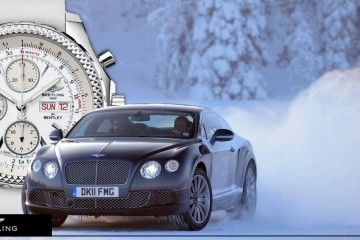 Breitling for Bentley GT Ice Watch Replica watch