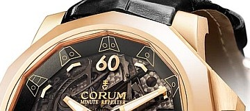 Corum Admiral's Cup Minute Repeater Tourbillon 45 Watch