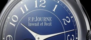 F.P. Journe Chronometre Bleu Replica Watch