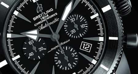 Breitling Superocean Héritage Chronograph Ceramic Case watch replica