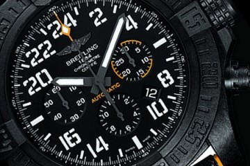 Breitling Avenger Hurricane Chronograph Watch Replica
