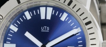 UTS 2000M Pacific Horizon Blue Dial Diver Watch Replica