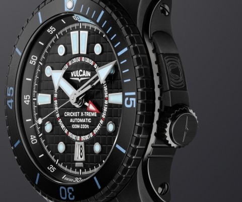 vulcain nos annees cricket watches