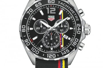 Tag Heuer Formula 1. James Hunt Chronograph