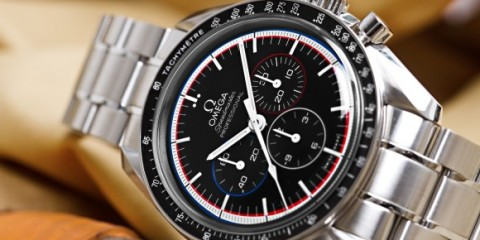 Omega Speedmaster Apollo 17 40th Anniversary Replica