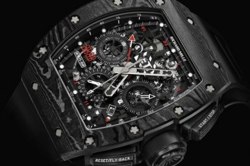 Richard Mille RM 11-02 Flyback Chronograph Dual Time Zone replica
