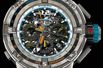Richard Mille RM 60-01 Regatta Flyback Chronograph Automatic