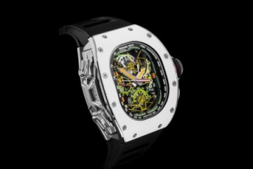 Richard Mille RM 50-02 ACJ Tourbillon Skeleton replica