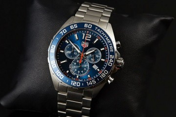 Tag Heuer Formula 1 Chronograph Blue Dial watch replica