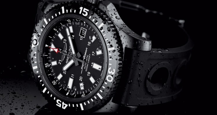 Breitling Superocean 44 Special Watch with Ceramic Bezel