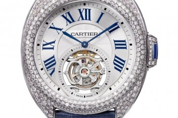 Cartier Clé de Cartier Flying Tourbillon Replica