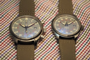 IWC Pilot's Watch Mark XVIII Top Gun Miramar ref. IW324702