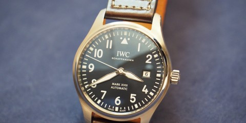 IWC Pilot's Watch Mark XVIII Edition 'Le Petit Prince' Watch