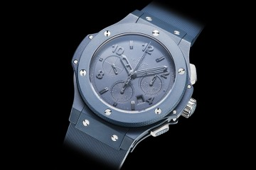 Hublot Big Bang Blue Ceramic