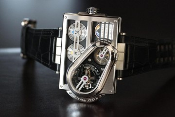 Harry Winston Histoire de Tourbillon 3 Copy watch