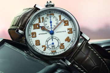 Longines Avigation Monopusher Chronograph Type Copy