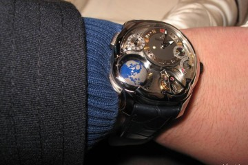 Greubel Forsey Complicated Watch