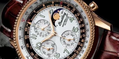Breitling Montbrillant Olympus replica watch