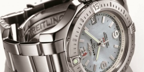 Brilliant Breitling Colt 36 Ladies' Replica watch