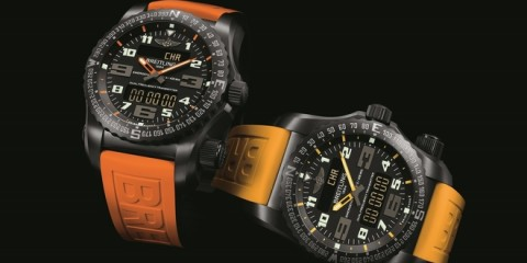 Breitling Emergency Night Mission replica
