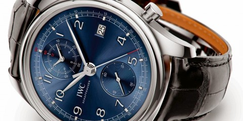"IWC Portuguese Chronograph ""Laureus Sport for Good Foundation"" replica"