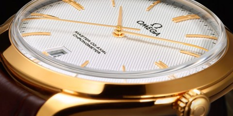 Omega De Ville Trésor Master Co-axial replica watch
