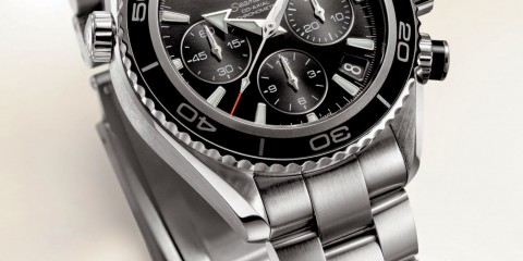Omega Seamaster Planet Ocean Co-Axial Chronograph replica watch