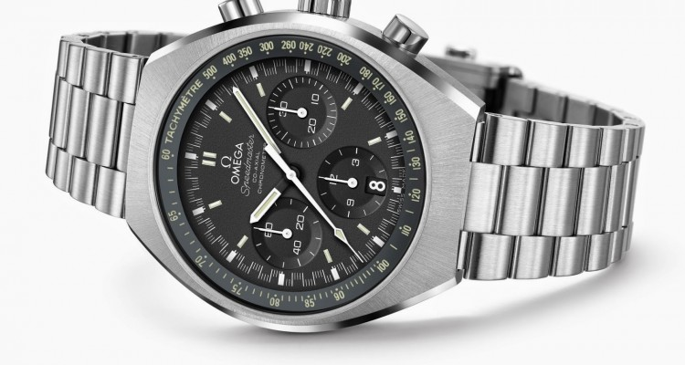 Omega Speedmaster Mark II Co-axial chronograph replica watch