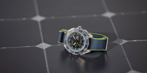 Omega Speedmaster Skywalker X-33 Solar Impulse replica