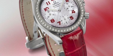 Ladies' Omega Speedmaster Professional replica watch