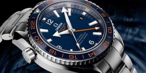 Omega Seamaster Planet Ocean GMT 600m replica watch
