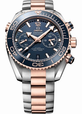 Omega Seamaster Planet Ocean Master Chronometer replica watch