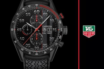 Tag Heuer Carrera Monaco Grand Prix Replica watch