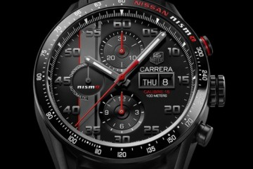 Tag Heuer Carrera NISMO Calibre 16 Chronograph replica watch