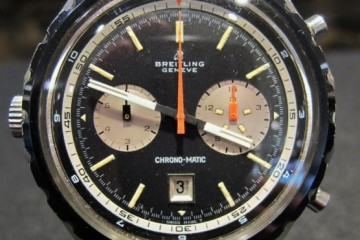 Breitling Due Chronograph Replica watch