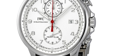 "IWC IW390211 Portuguese Yacht Club Chronograph ""Ocean Racer"" replica watch"
