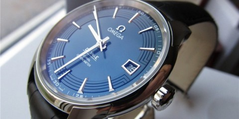 Omega De Ville Hour Vision Watch replica