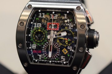 Richard Mille RM 11-02 Flyback Chronograph Dual Time replica