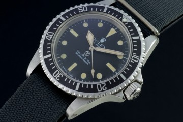 Rolex Military Submariner 5513 replica