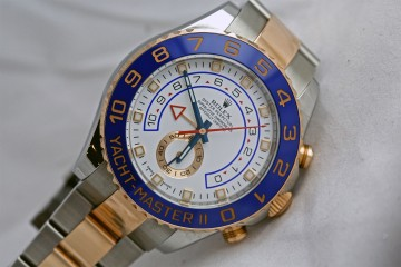 Rolex Yacht-Master II replica watch Ref. 116681