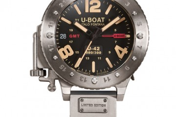 U-Boat U-42 replica watch