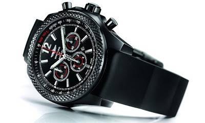 Breitling Bentley Barnato 42 Midnight Carbon watch replica