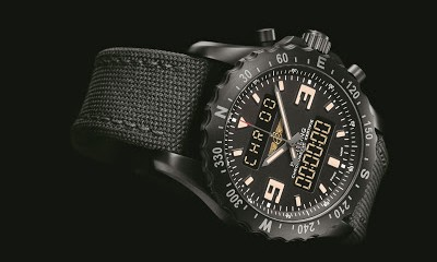 Breitling Chronospace Military watch replica