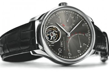 IWC IW5044 Portuguese Tourbillon Mystère Rétrograde watch replica