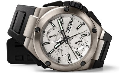 IWC Ingenieur Double Chronograph watch replica