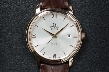 Omega De Ville Prestige Co-axial Chronometer watch replica